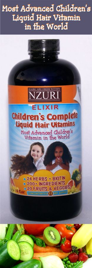 children's vitamin