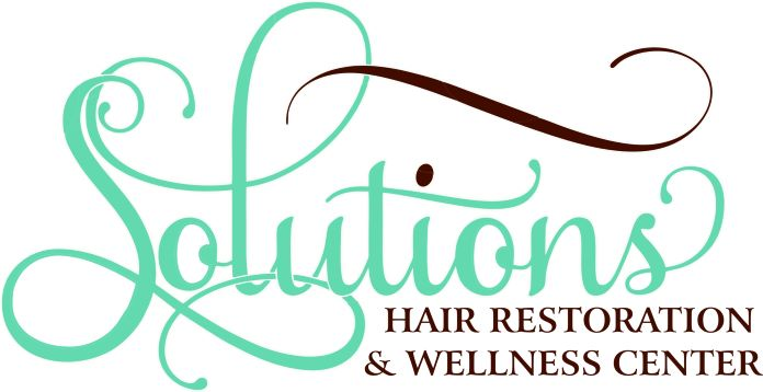 Logo - Solution Hair Restoration and Wellness Center